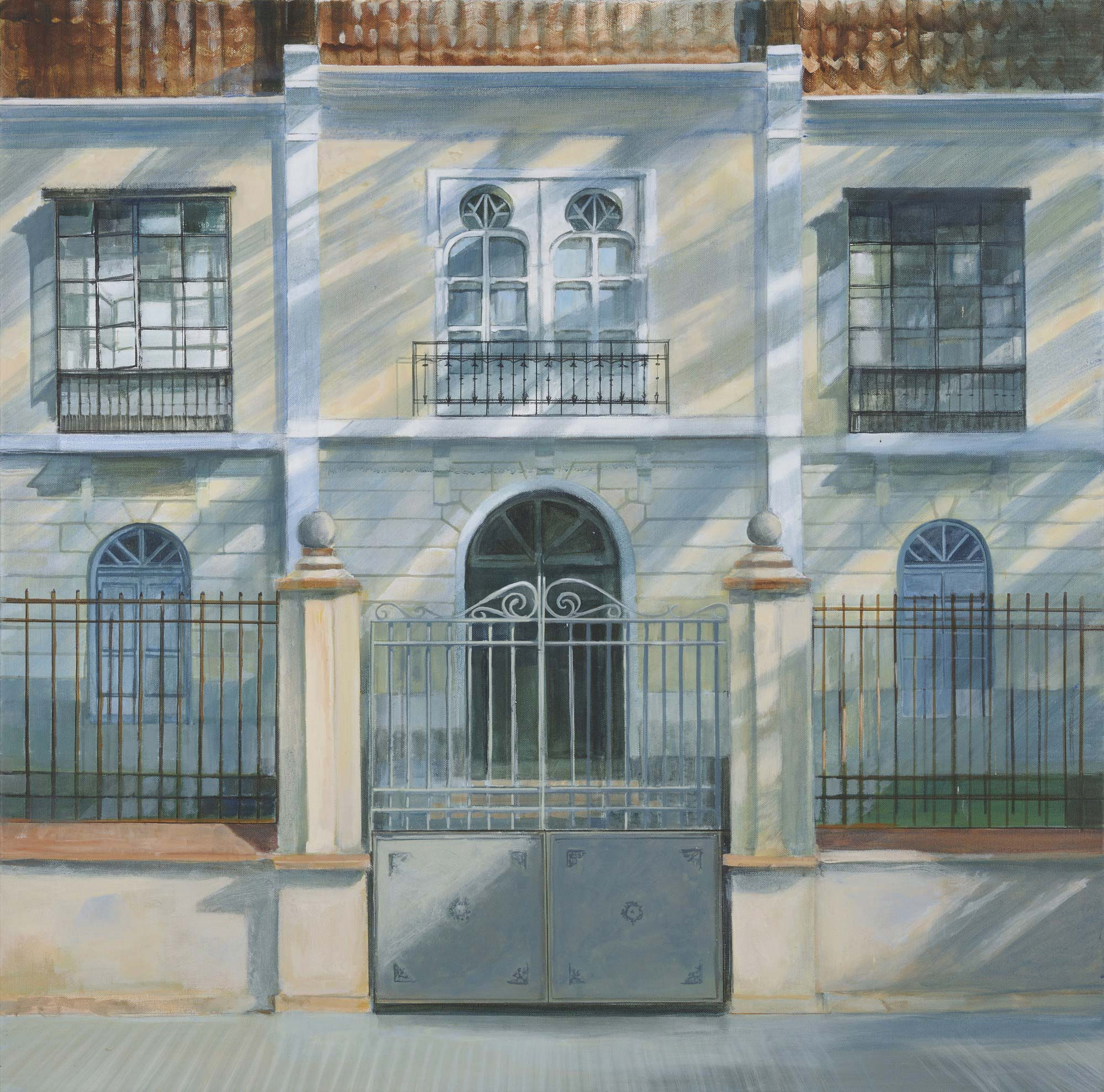 Building in Seville by Rupert Brown